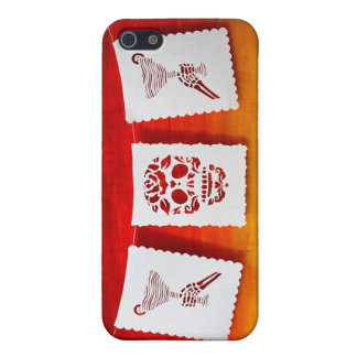 Day of The Dead Flag iphone5 Case Case For The iPhone 5