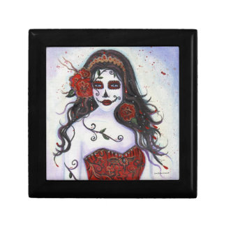 Day of the dead gift box By Renee L. Lavoie