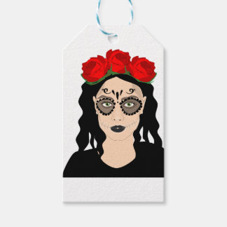Day of the Dead Gift Tags