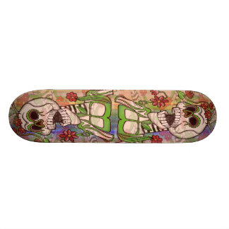 Day Of The Dead Hysteria Skate Deck