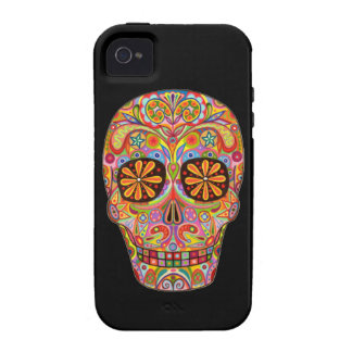 Day of the Dead iPhone 4/4S Case-Mate Vibe Case iPhone 4/4S Cover