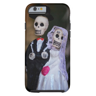 Day of the Dead iPhone 6 case Tough iPhone 6 Case