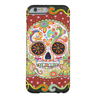 Day of the Dead iPhone 6 case by Barely There iPhone 6 Case