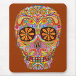 Day of the Dead Mouse Mat