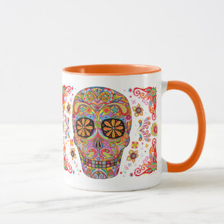 Day of the Dead Mug / Dia de los Muertos Mug