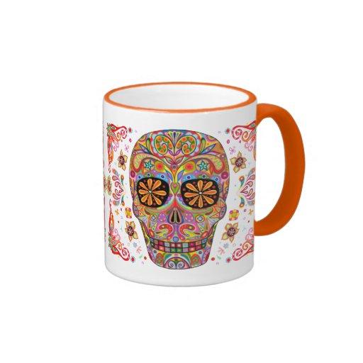 Day of the Dead Mug / Dia de los Muertos Mug