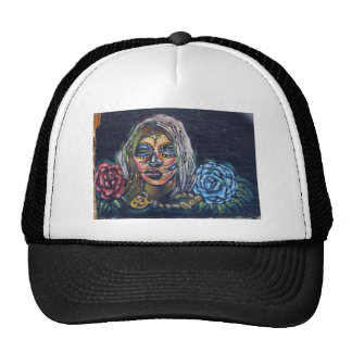 Day of the Dead Mural Cap