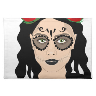 Day of the Dead Placemat