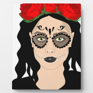 Day of the Dead Plaque
