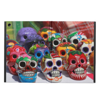 Day Of The Dead Skeletons iPad Air Cover