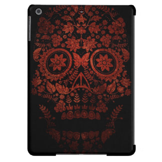 Day of the dead skull iPad air case