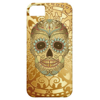 day of the dead skull iphone 5 case