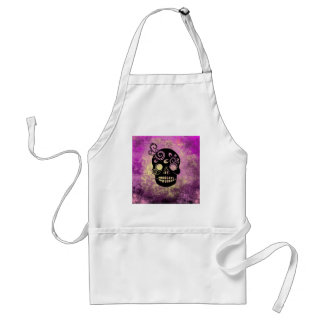 Day of the Dead Skull Standard Apron