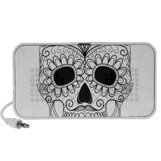 Day of the Dead iPhone Speakers
