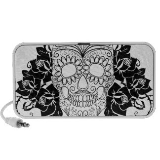 Day of the Dead Travel Speakers