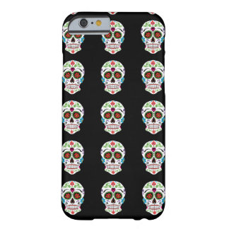 DAY OF THE DEAD SUGAR SKULL BARELY THERE iPhone 6 CASE