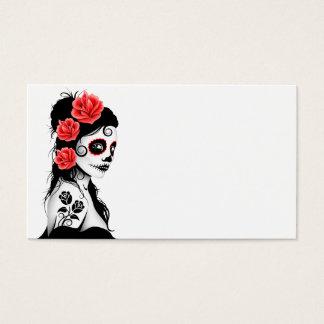 Day of the Dead Sugar Skull Girl