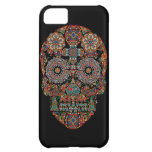 Day Of the Dead Sugar Skull iPhone 5C Case