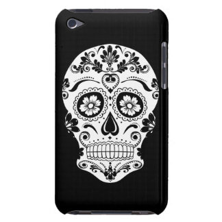 DAY OF THE DEAD SUGAR SKULL iPod TOUCH Case-Mate CASE
