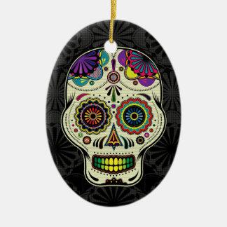 Day of the Dead Sugar Skull ornament