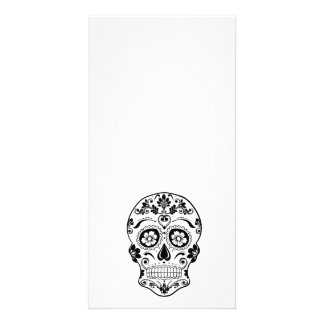 Day of the Dead Sugar Skull Photo Cards