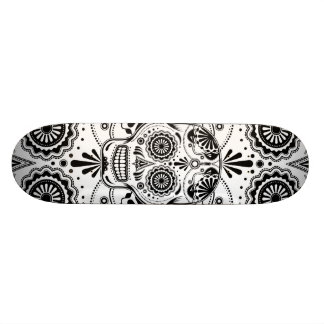 Day of the Dead Sugar Skull Skate Board Deck