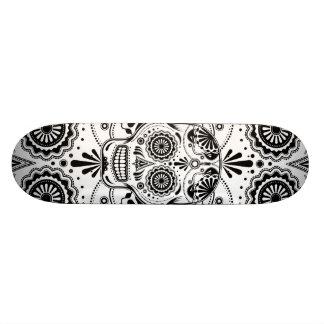 Day of the Dead Sugar Skull Skate Board Deck
