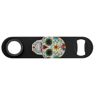Day of the Dead Sugar Skull Speed Bottle Opener