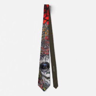 Day of the Dead Tie
