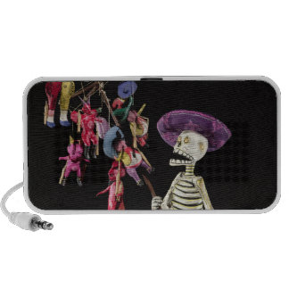 Day of the Dead: Toy Peddler, from Oaxaca Travel Speakers