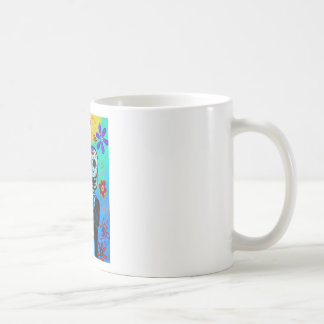 DAY OF THE DEAD WEDDING COUPLE SPECIAL COFFEE MUG