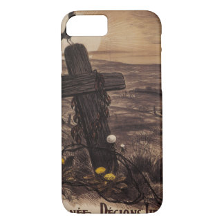 Day of the liberated areas_Propaganda poster iPhone 7 Case