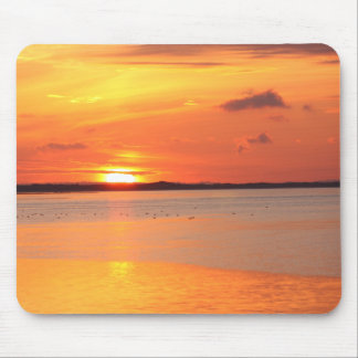 Day Slips into Night Mousepad