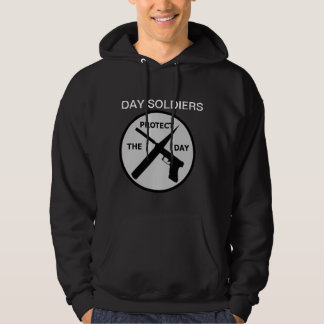 Day Soldiers Men's Hoodie