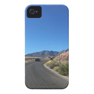 Day trip through Red Rock National Park iPhone 4 Case