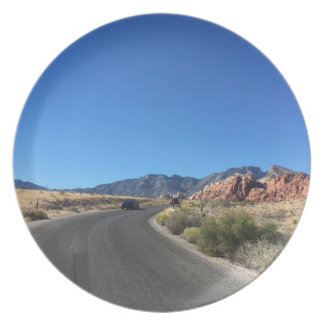 Day trip through Red Rock National Park Plate