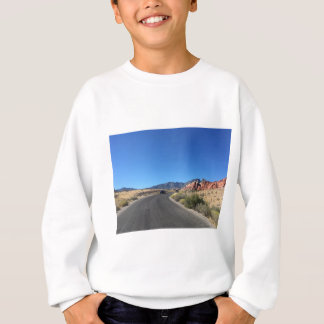 Day trip through Red Rock National Park Sweatshirt