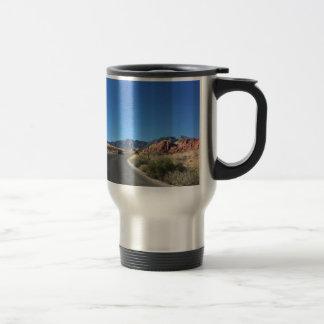 Day trip through Red Rock National Park Travel Mug