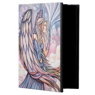 Daybreak Angel Fantasy Art Illustration iPad Air Cover