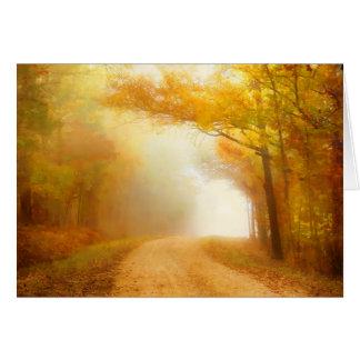 Daybreak Lane Card