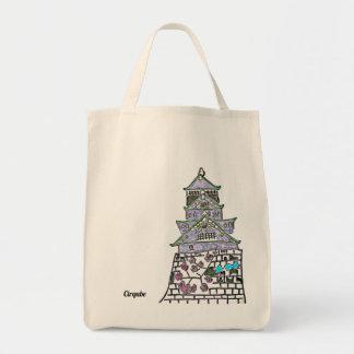Daydream at Osaka Castle Tote Bag