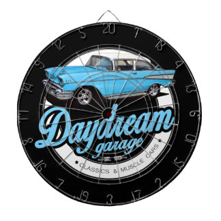 Daydream Garage Dartboard