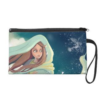 daydream girl Bagettes Bag Wristlet Purses