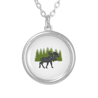 DAYDREAM STROLL SILVER PLATED NECKLACE