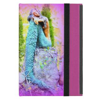 daydreaming mermaid ipad mini case