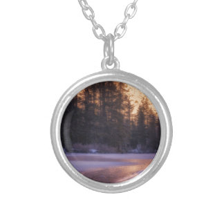 Daydreaming Silver Plated Necklace