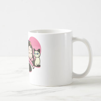 Daydreaming with the Cats Coffee Mug