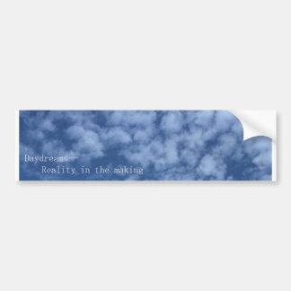 Daydreams Bumper Sticker