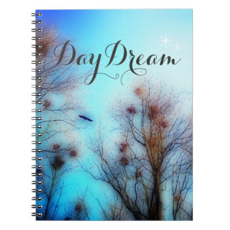 DayDreams - note book crow keeps the guard!
