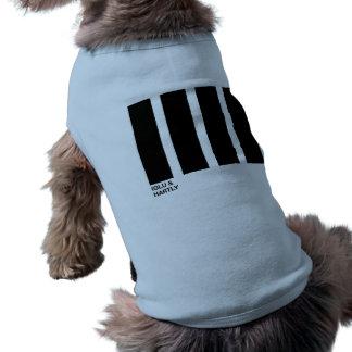 """Dayglo"" by Suzanne winner 09.07.09 Sleeveless Dog Shirt"